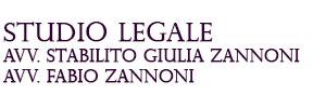 STUDIO LEGALE ZANNONI